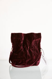 mvelvet shoulder bag